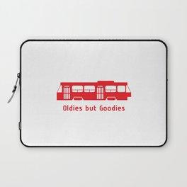 We #LOVE Streetcars! Laptop Sleeve