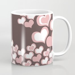 Napolitan Hearts Coffee Mug
