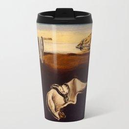 Salvador Dali - The Persistence of Memory Travel Mug