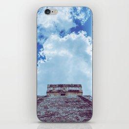Chichen Itza Pyramid Yucatan Mexico iPhone Skin