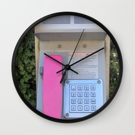 Call me Wall Clock