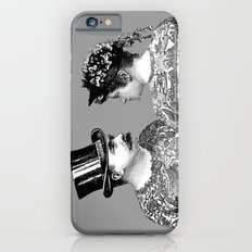 Tattooed Victorian Lovers Slim Case iPhone 6s