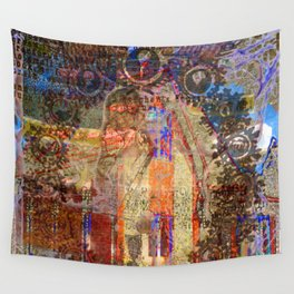 Experiment Interrupted Wall Tapestry