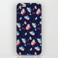 matisse iPhone & iPod Skins featuring MATISSE DREAMS by Wishbox Creative