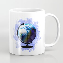 Solitary planet Coffee Mug