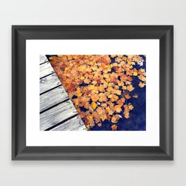 Float II Framed Art Print