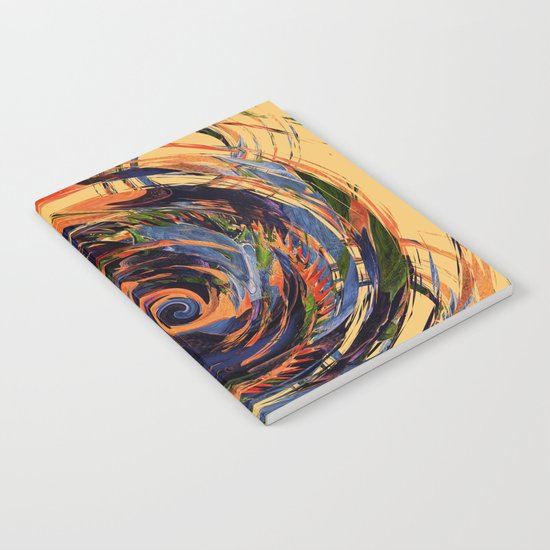 Color of Gravity Notebook