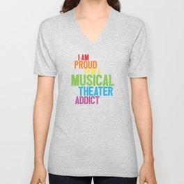 Musical Theater Pride Unisex V-Neck