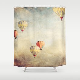 tales of another world Shower Curtain