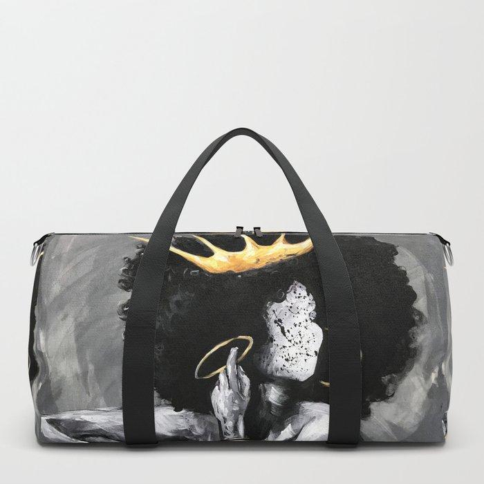 Naturally Queen VI Duffle Bag