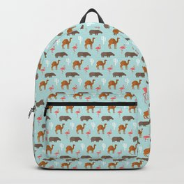 Day at the zoo Backpack