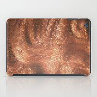 copper iPad Cases featuring Copper by Ellie Rose Flynn