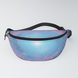 Lying in a zero circle ii Fanny Pack