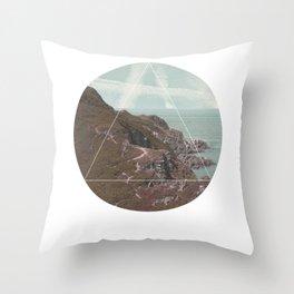 Bermuda Throw Pillow