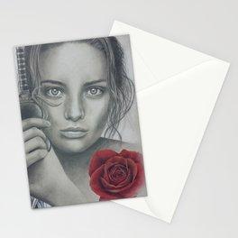 Joana D'Arc Stationery Cards