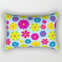 Flowers_101 Rectangular Pillow