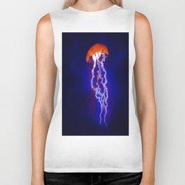 Jellyfish - Vulpecula Biker Tank