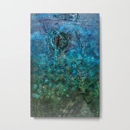 Personifications of the Mind Landscape Metal Print