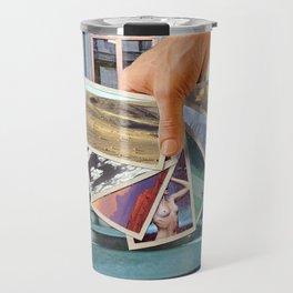Untitled (Snapshots) Travel Mug