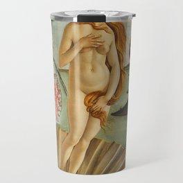 Venus Shark Attack Travel Mug