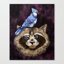 Mordo & Rigs Canvas Print