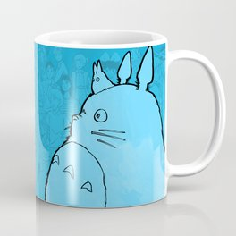 Celebrating Ghibli (fan art) Coffee Mug