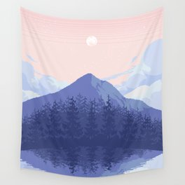 Early Morning Wall Tapestry