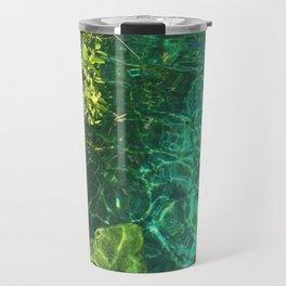 Crystal Cenote Travel Mug