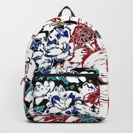 Asiatic Lilies Backpack