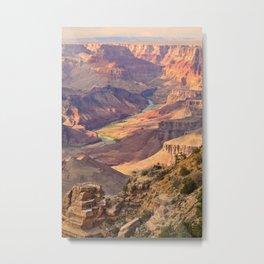 Colorado River, Grand Canyon Metal Print