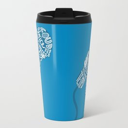 Microphone Travel Mug