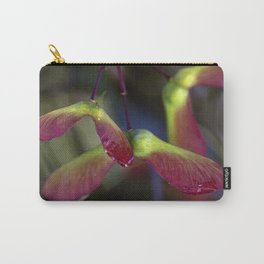 Japanese Maple Seeds IV Carry-All Pouch