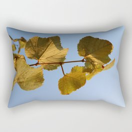 Morning Grape Vine Rectangular Pillow