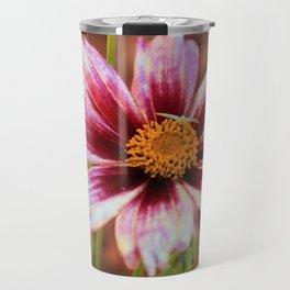 Hannah's Flower & Friend Travel Mug