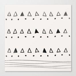 Coit Pattern 13 Canvas Print