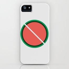 Seedless iPhone Case