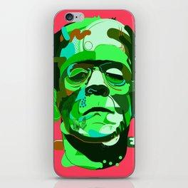 Frank. iPhone Skin