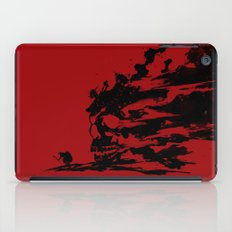 death war iPad Case
