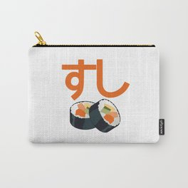 Sushi I Carry-All Pouch