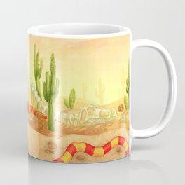 The Deadly Desert Coffee Mug