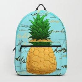 Aloha Pineapple! Backpack