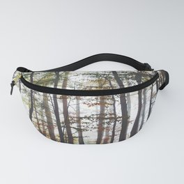 Autumn Forest Trees Fanny Pack
