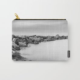 Winter in Snowdonia, Wales Carry-All Pouch