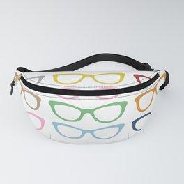 Glasses #4 Fanny Pack