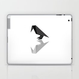 """Collection """"Origami"""" impression """"Raven Paper"""" Laptop & iPad Skin"""