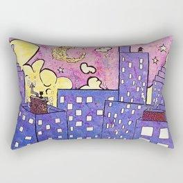 Big City Rectangular Pillow