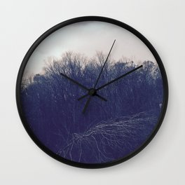 Witching Woods Wall Clock
