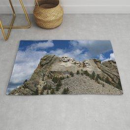 Mount Rushmore National Memorial Rug
