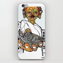 Lost Childhoods iPhone Skin