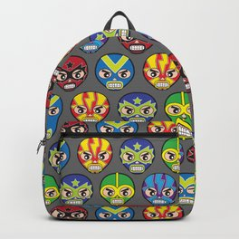 Lucha Time Backpack